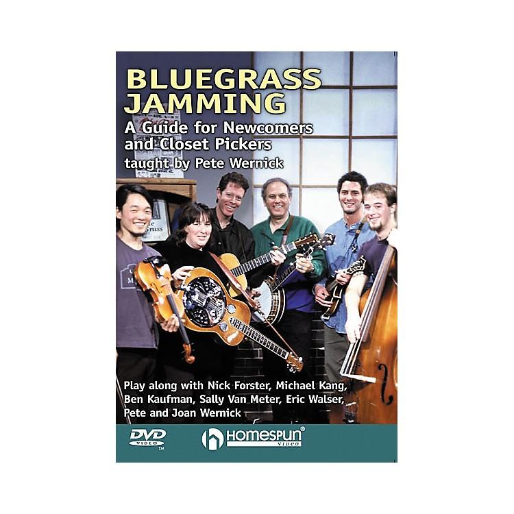 HomespunBluegrass Jamming (DVD)