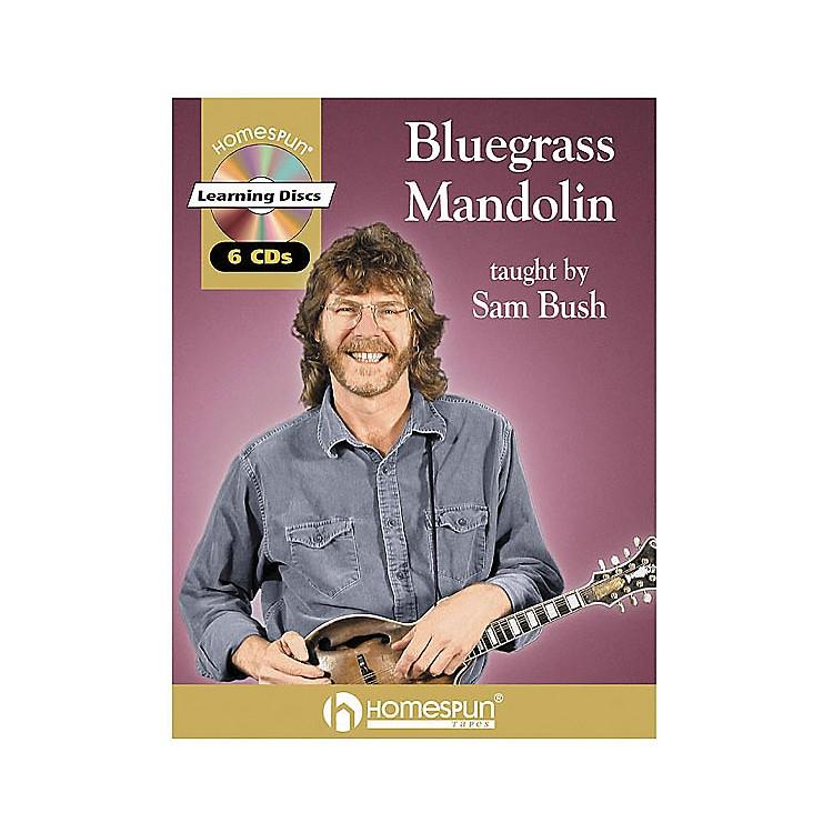 HomespunBluegrass Mandolin (Book/CD)