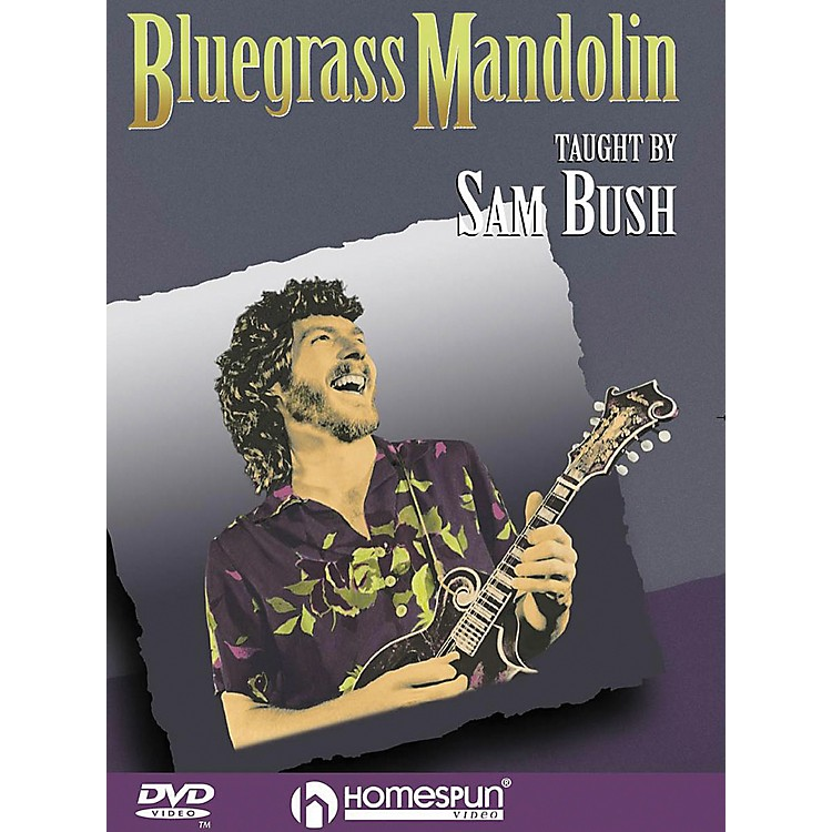 HomespunBluegrass Mandolin (DVD)