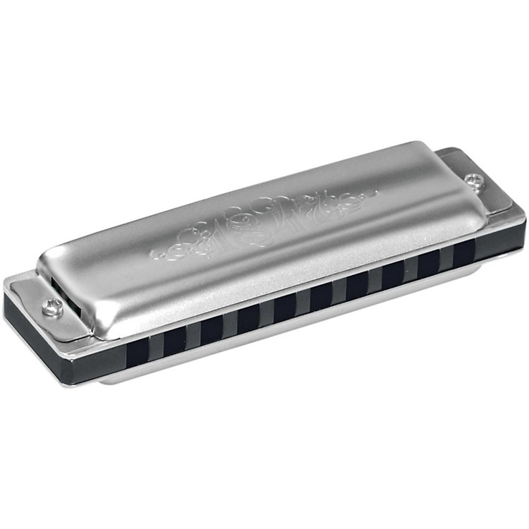 SEYDELBlues 1847 Harmonicas NOBLE with Hardcover Case (Set of 5)