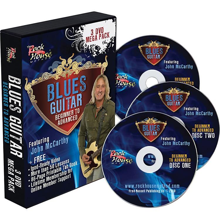 Rock HouseBlues 3 DVD Mega Pack