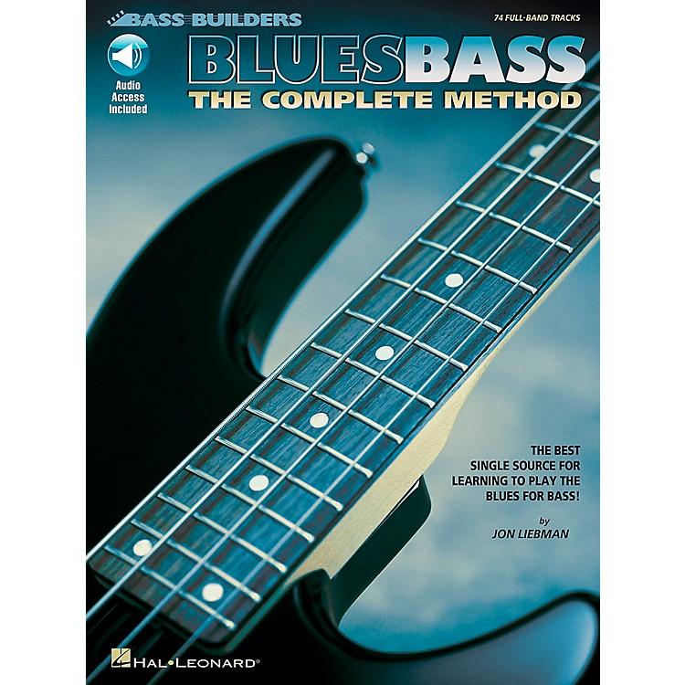 Hal LeonardBlues Bass (Book/Online Audio)