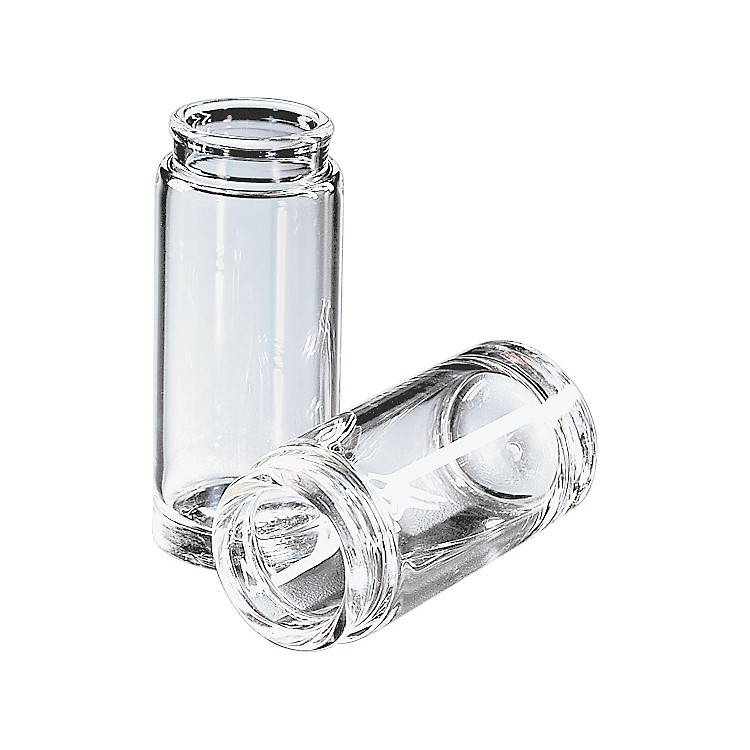 Dunlop Blues Bottle Heavy Wall Glass Slide Large