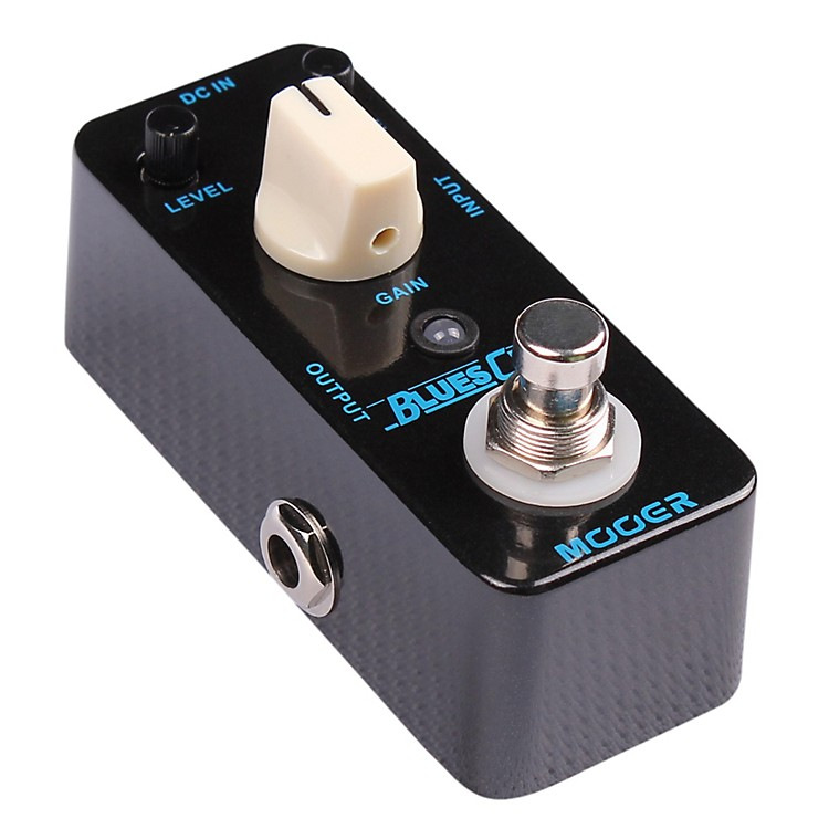 MooerBlues Crab Classic Blues Overdrive Guitar Effects Pedal