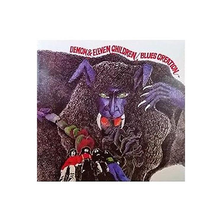 AllianceBlues Creation - Demon & Eleven Children
