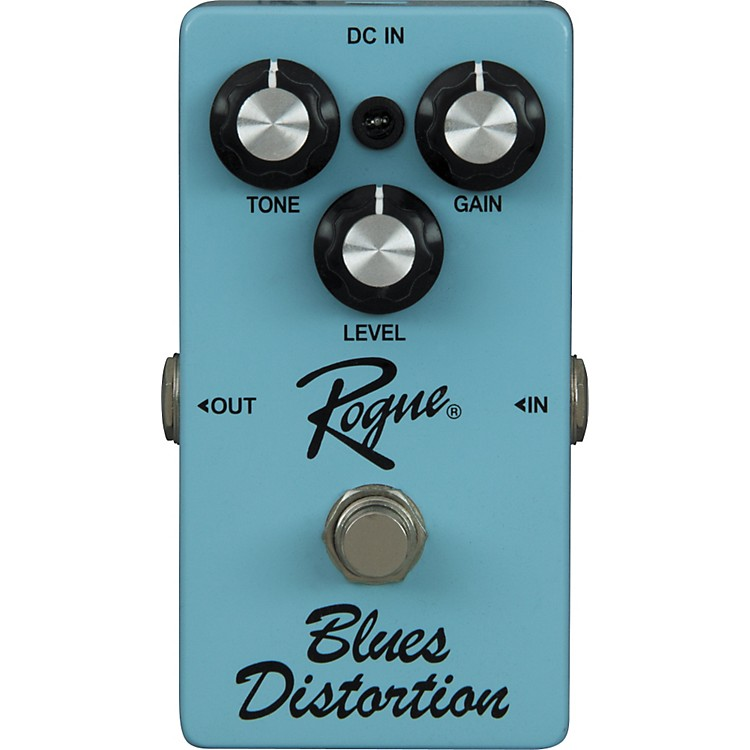 RogueBlues Distortion Guitar Effects Pedal