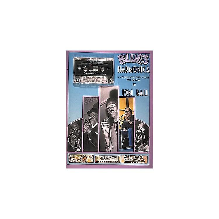 Centerstream PublishingBlues Harmonica (Book/CD)