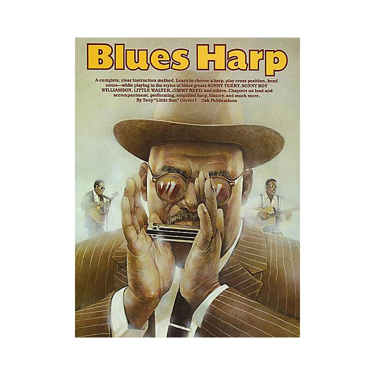 Music SalesBlues Harp Music Sales America Series Written by Tony Glover