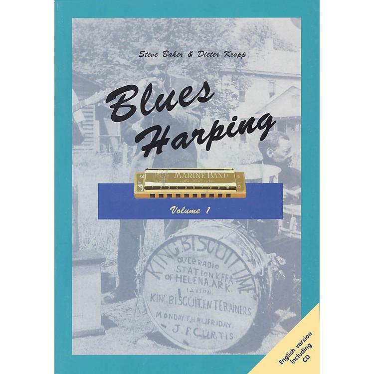 SchottBlues Harping Schott Series Softcover with CD