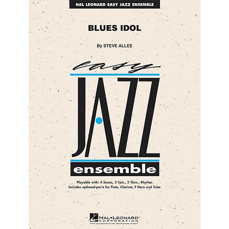 Hal LeonardBlues Idol Jazz Band Level 2 Composed by Steve Allee