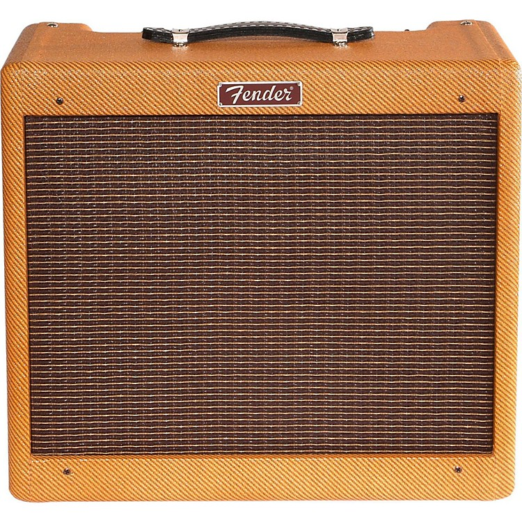 FenderBlues Junior Lacquered Tweed 15W 1x12 Combo