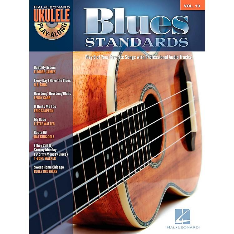 Hal LeonardBlues Standards - Ukulele Play-Along Volume 19 Book/CD