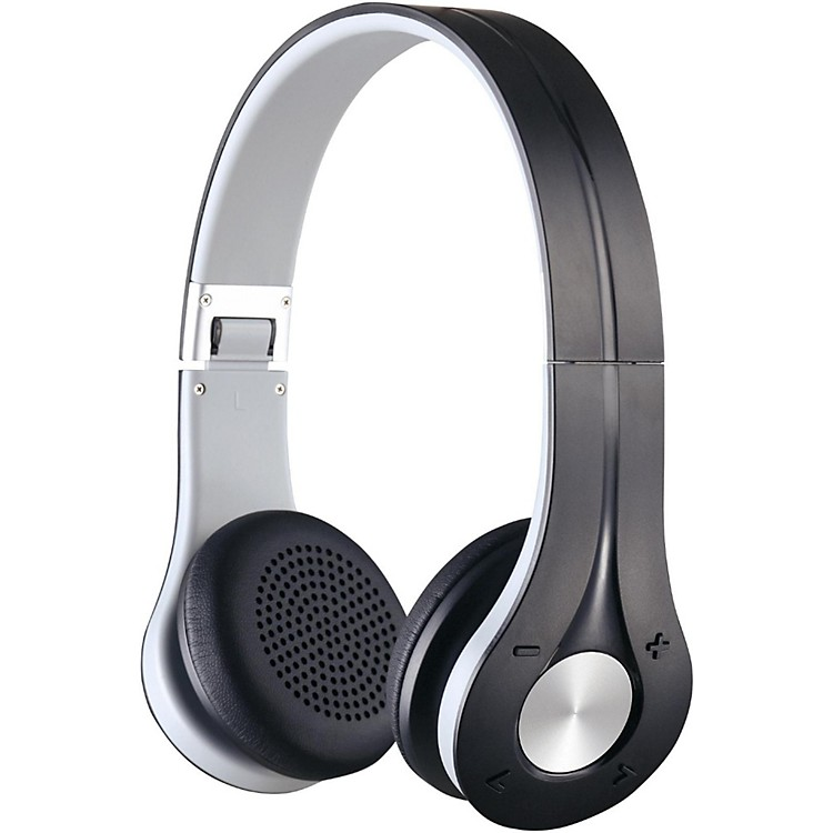 BEM Wireless Bluetooth Over the Ear Headphone Black