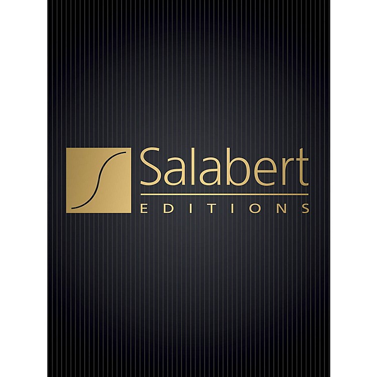 Editions SalabertBénédiction de Dieu dans la solitude Piano Large Works Composed by Franz Liszt Edited by Alfred Cortot