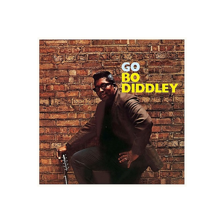 AllianceBo Diddley - Go Bo Diddley + 2 Bonus Tracks