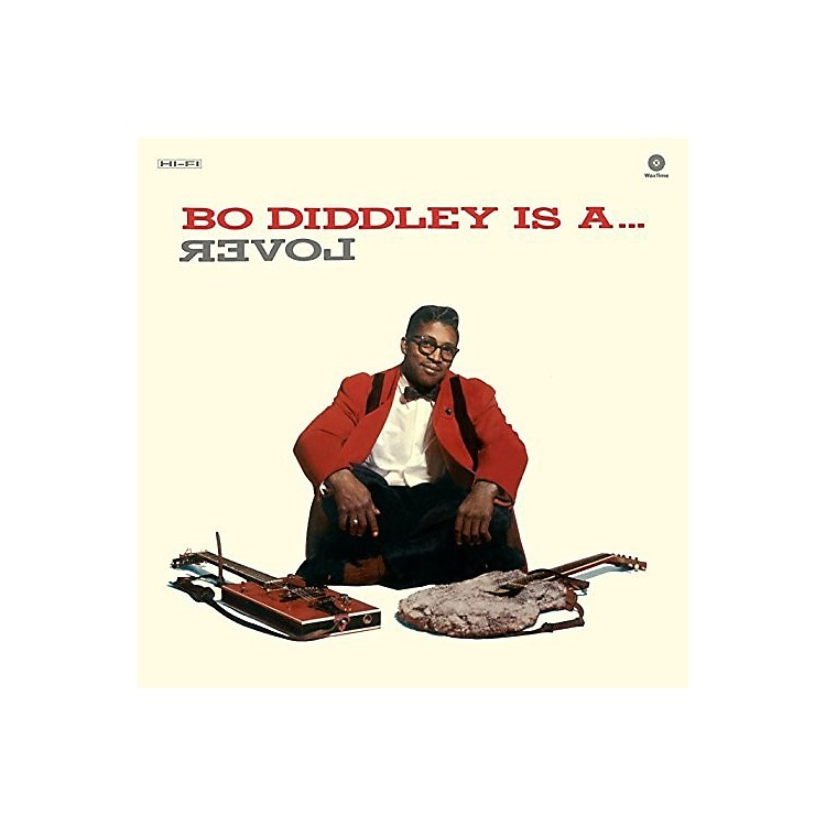 AllianceBo Diddley - Is a Lover