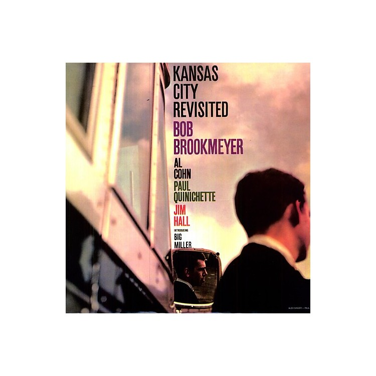 Alliance Bob Brookmeyer - Kansas City Revisited