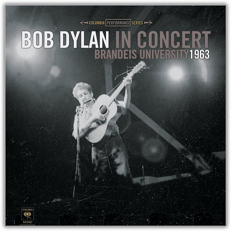 SonyBob Dylan - In Concert - Brandeis University 1963 Vinyl LP