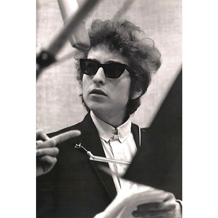 Hal LeonardBob Dylan - Shades - Wall Poster