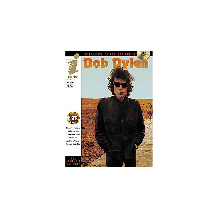 IsongBob Dylan (CD-ROM)