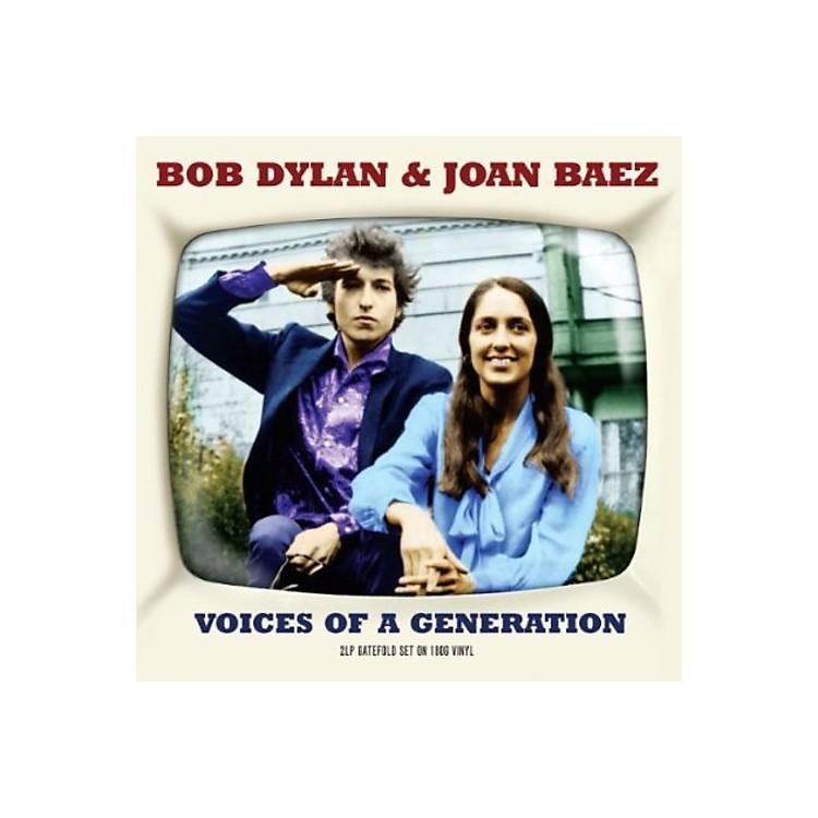 AllianceBob Dylan & Joan Baez - Voices of a Generation