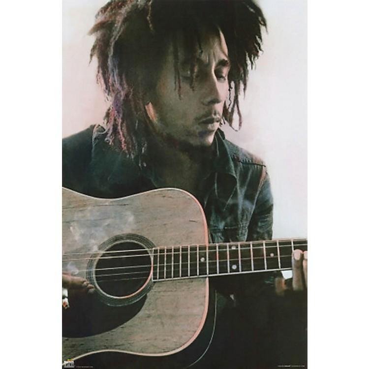 Hal LeonardBob Marley - Acoustic - Wall Poster