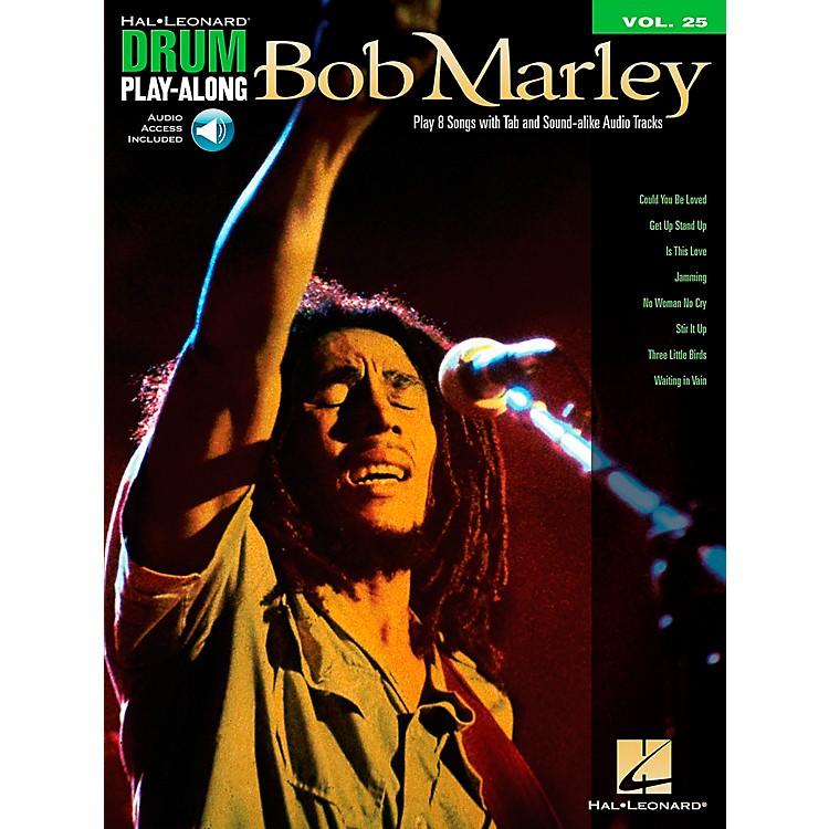 Hal LeonardBob Marley - Drum Play-Along Volume 25 Book/CD