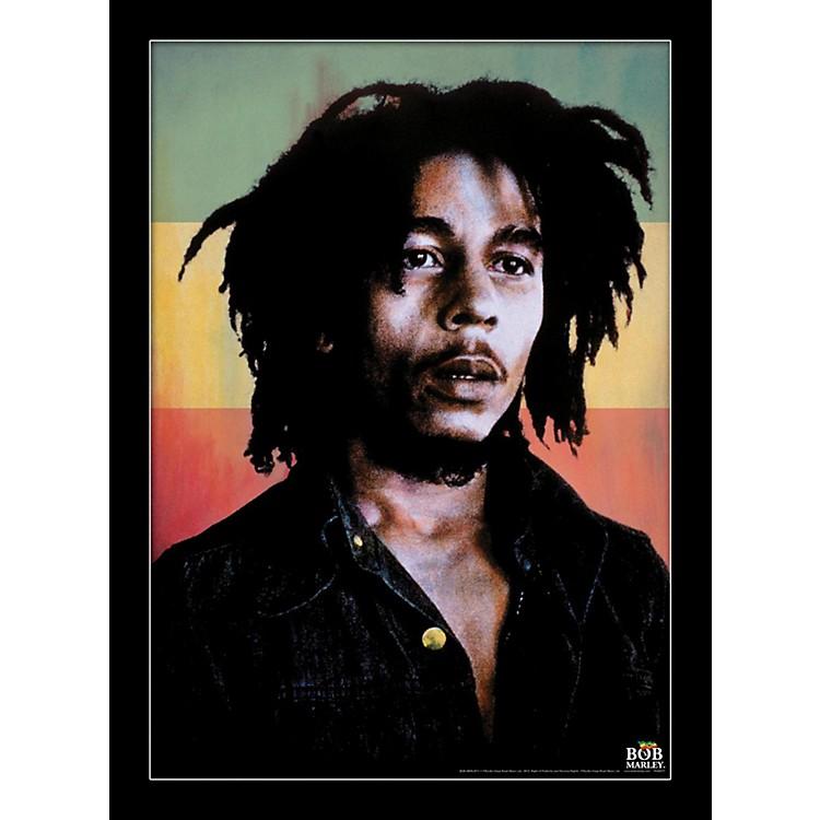 Ace FramingBob Marley - Rasta 24x36 Poster
