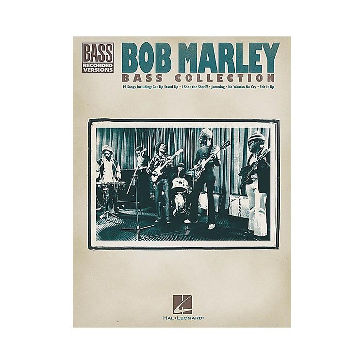 Hal LeonardBob Marley Collection Bass Guitar Tab Songbook