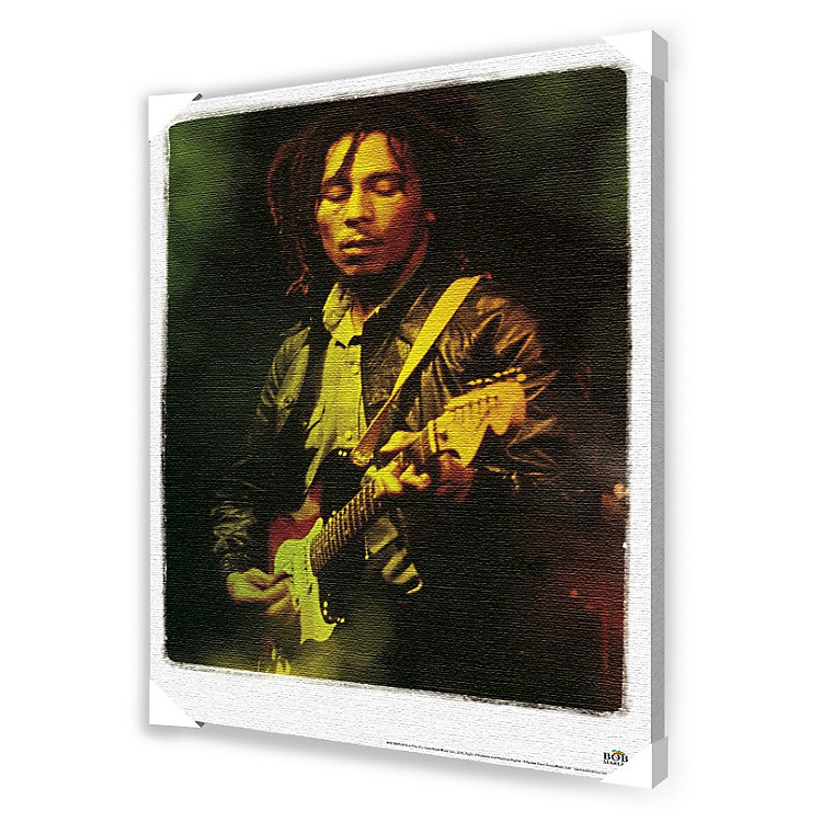 Ace Framing Bob Marley Legendary Canvas Poster