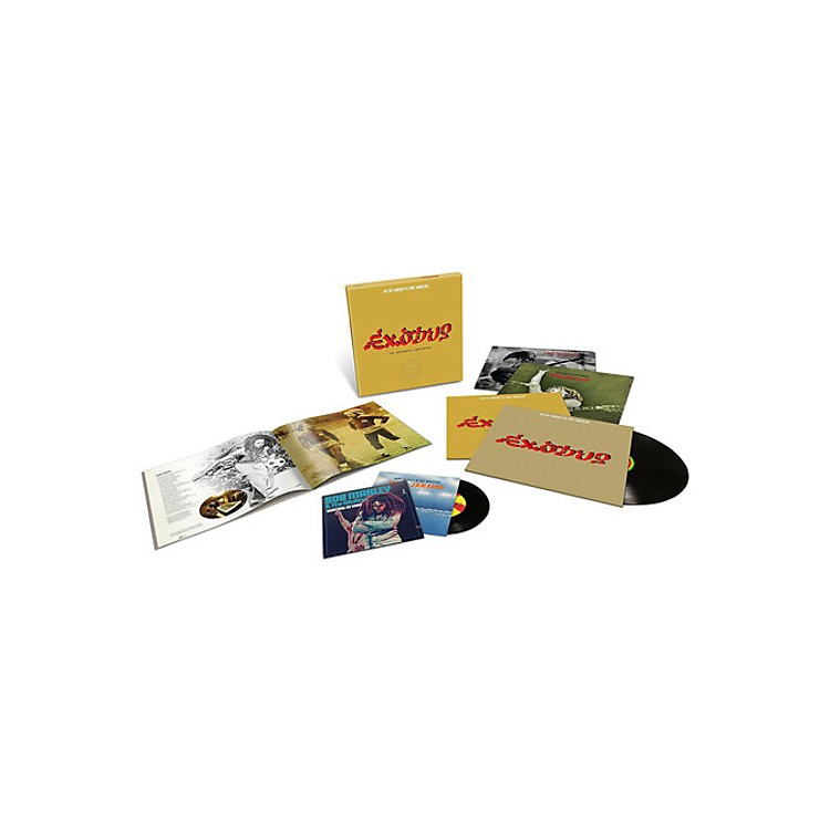 AllianceBob Marley & Wailers - Exodus - 40