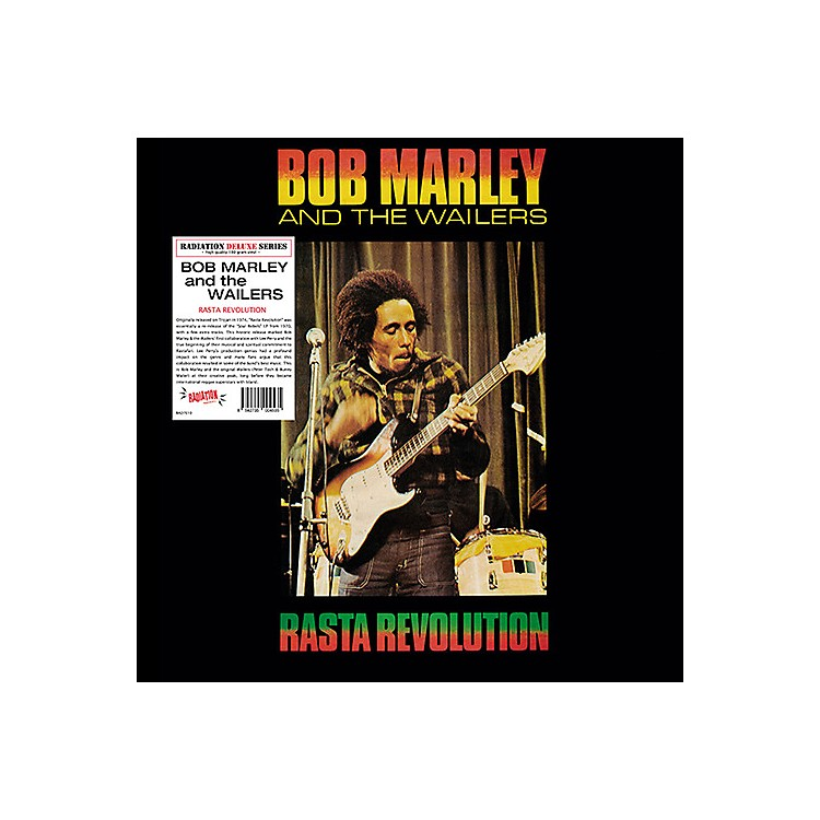 AllianceBob Marley & Wailers - Rasta Revolution