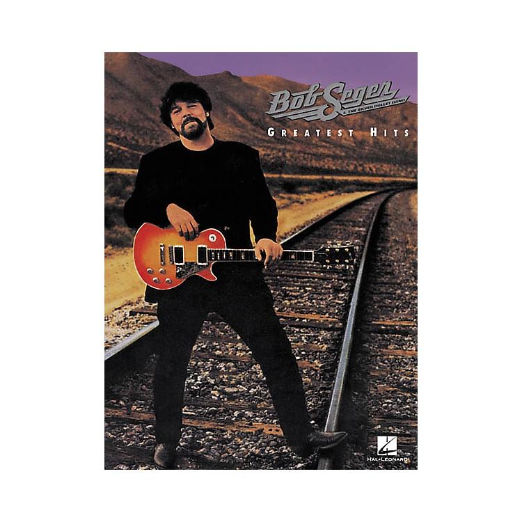 Hal LeonardBob Seger - Greatest Hits Book