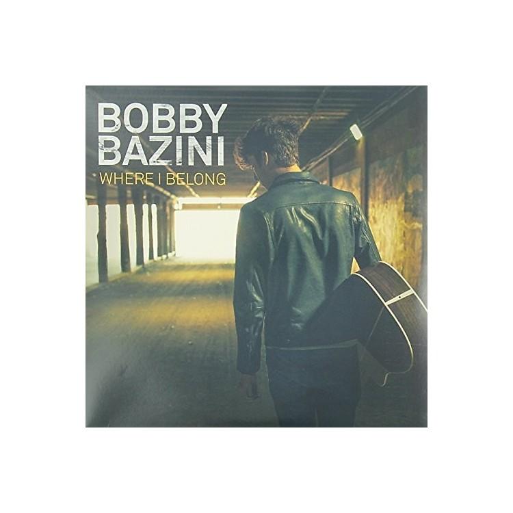 AllianceBobby Bazini - Where I Belong
