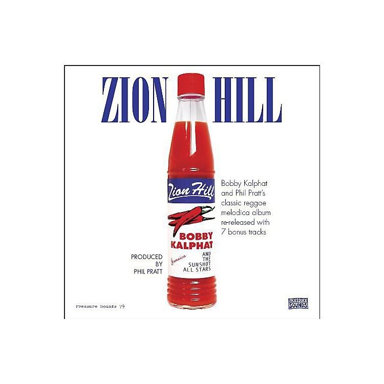 AllianceBobby Kalphat & the Sunshot All Stars - Zion Hill