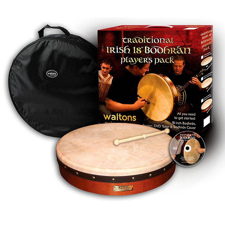 Walton MusicBodhr¡n Gift PackCeltic Cross18 in.