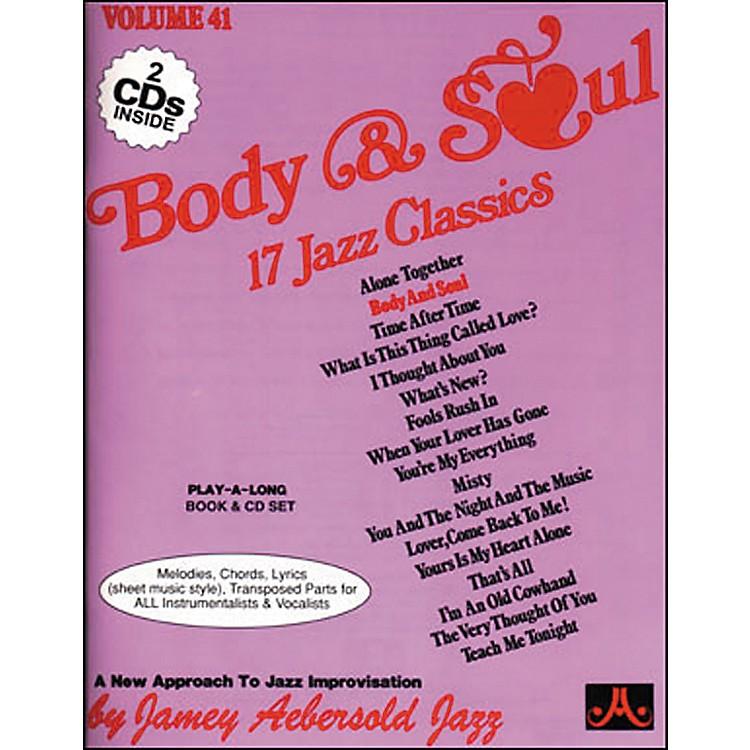Jamey AebersoldBody & Soul