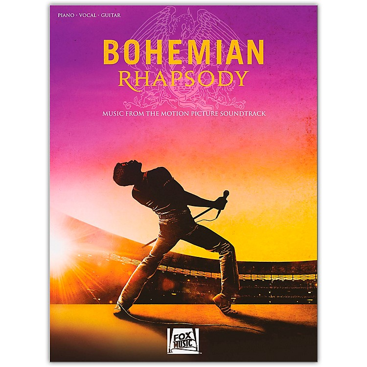 Hal LeonardBohemian Rhapsody - Music from the Motion Picture Soundtrack Piano/Vocal/Guitar Songbook