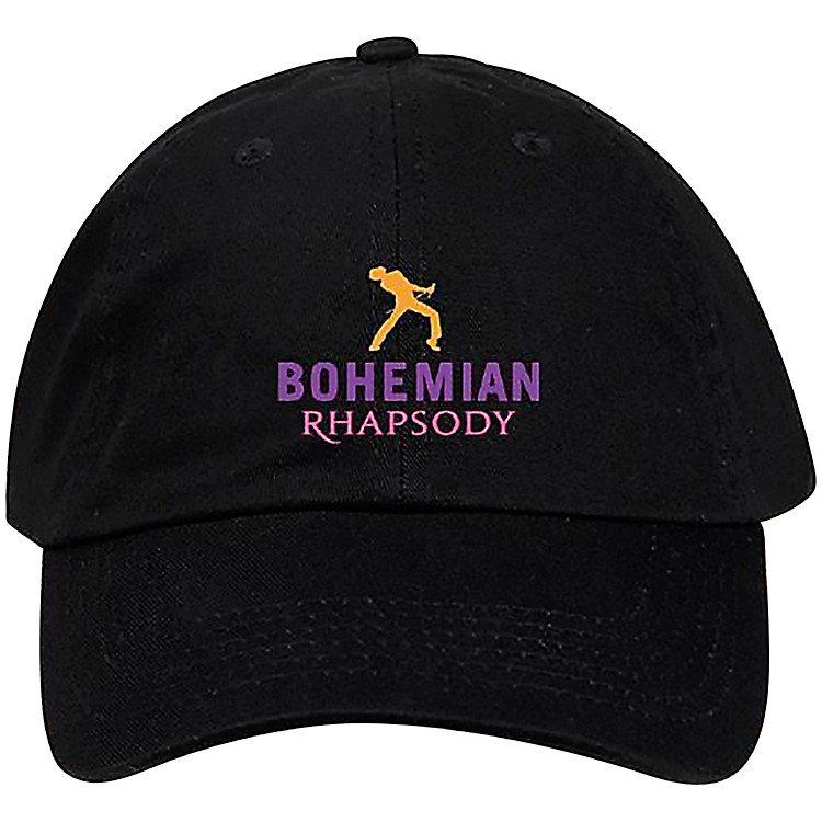 ROCK OFF Bohemian Rhapsody Dad Hat