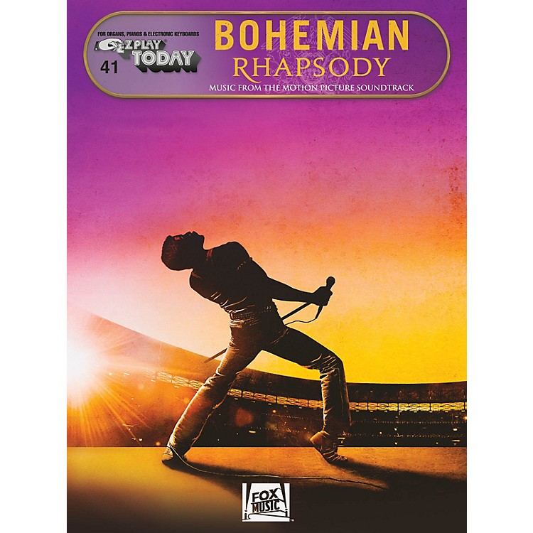 Hal Leonard Bohemian Rhapsody E-Z Play Today #41 Songbook