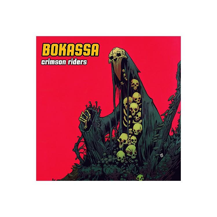 AllianceBokassa - Crimson Riders (Heavyweight Colored Vinyl)