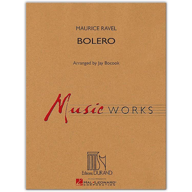 Hal LeonardBolero - MusicWorks Concert Band Grade 4