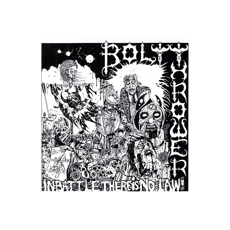 AllianceBolt Thrower - In Battle There Is No Law