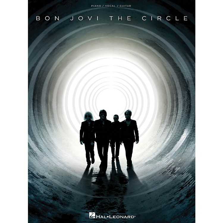 Hal Leonard Bon Jovi - The Circle PVG Songbook