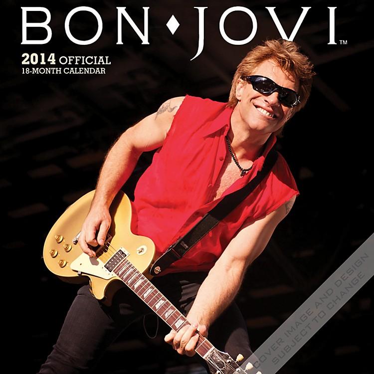 Browntrout PublishingBon Jovi 2014 Calendar Square 12x12