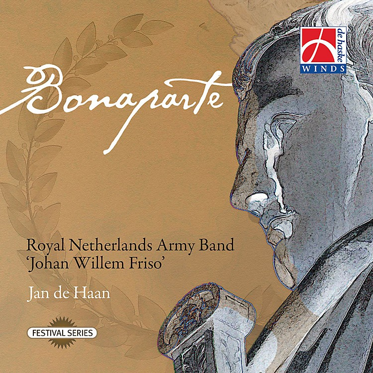 Hal LeonardBonaparte Cd Concert Band