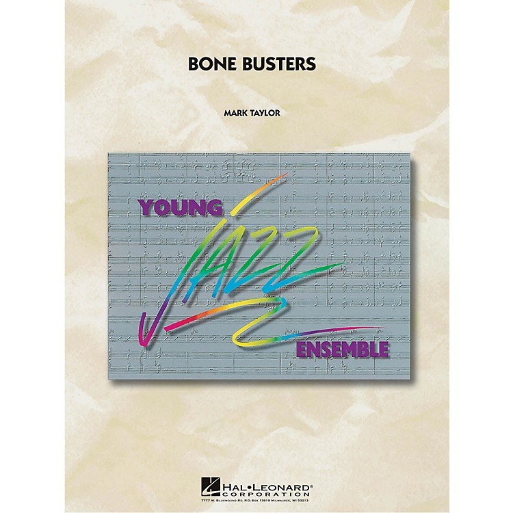 Hal LeonardBone Busters Jazz Band Level 3 Arranged by Mark Taylor