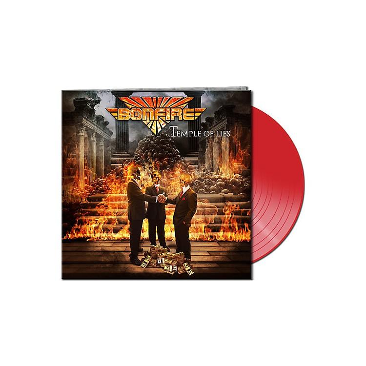 AllianceBonfire - Temple Of Lies (Red Vinyl)
