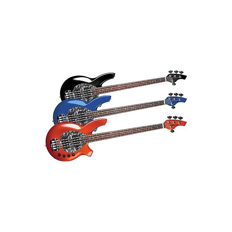 Ernie Ball Music ManBongo 4-String Bass with 2 Humbucker PickupsBlack888365935881