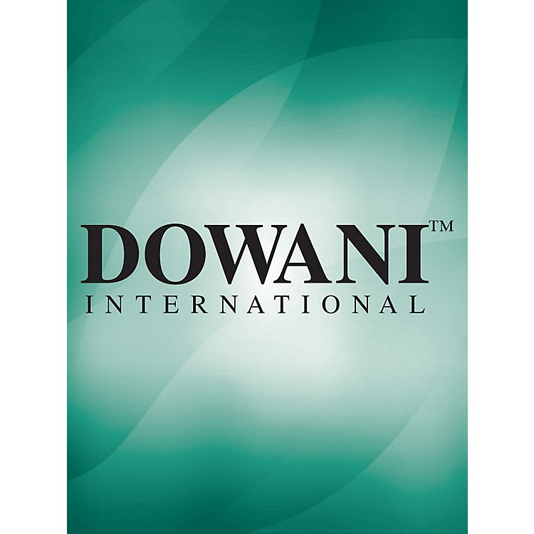 Dowani EditionsBononcini: Divertimento Da Camera No 3 in A Min for Treble (Alto) Recorder and Basso Cont Dowani Book/CD